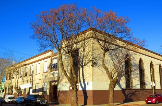 """Colegio """"San José"""" – Liceo y Magisterio """"María Auxiliadora"""""""