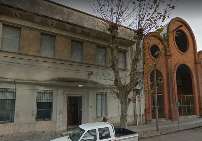 """Liceo """"Ntra Sra. De los Treinta y Tres"""""""